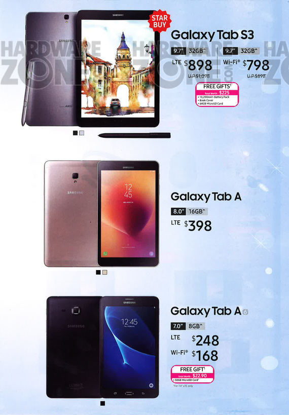 Samsung Mobile Deals - Pg 3