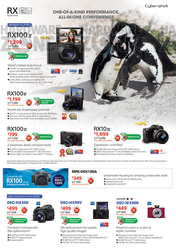 Sony cameras - page 2