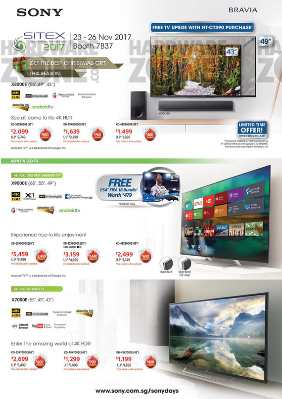 Sony TVs / Audio - page 2