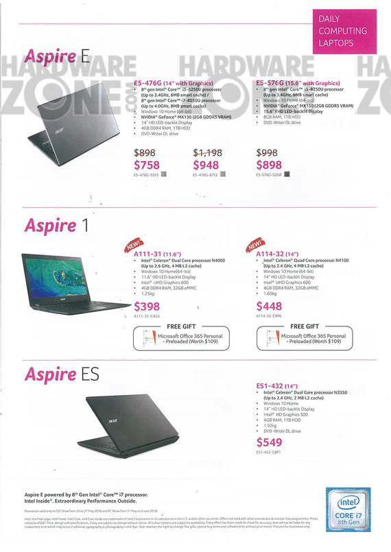 Acer - page 5