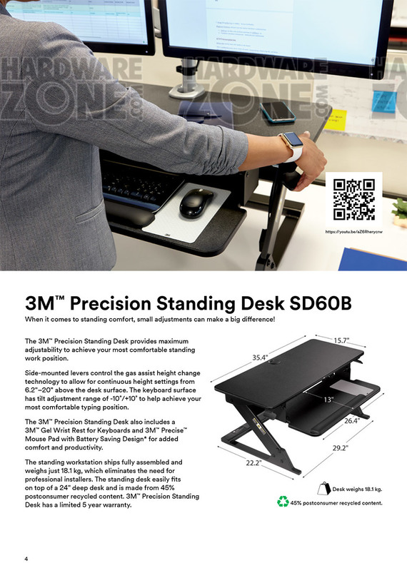 3M Workspace Solutions - Pg 04