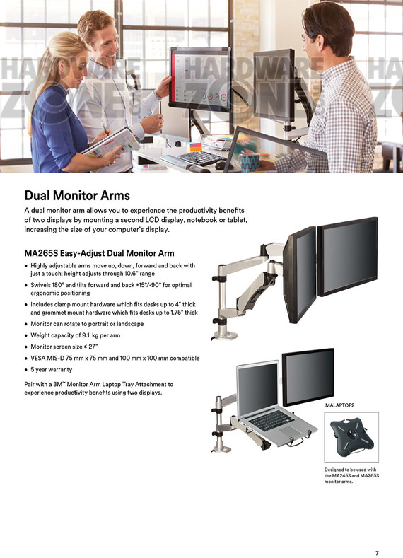 3M Workspace Solutions - Pg 07