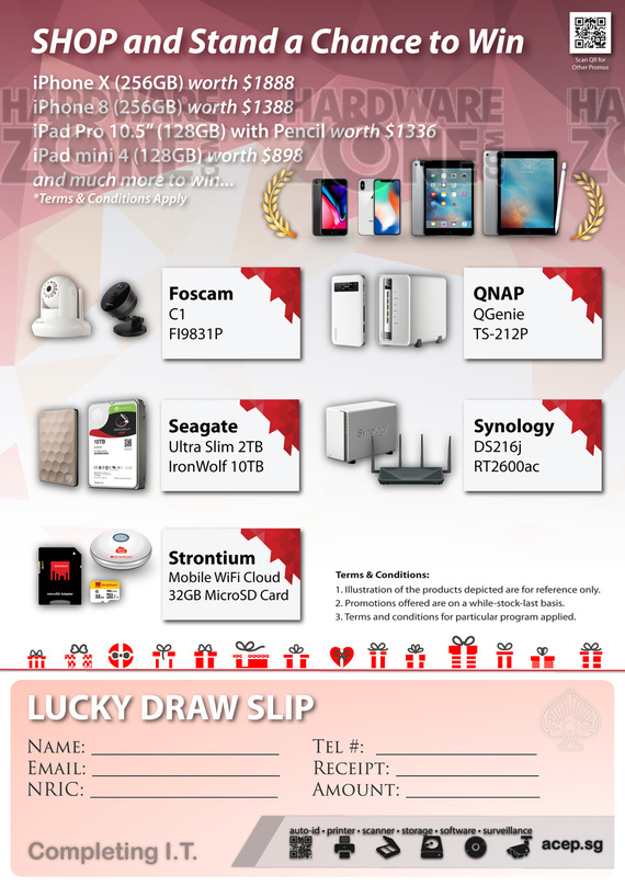 Acep Lucky Draw