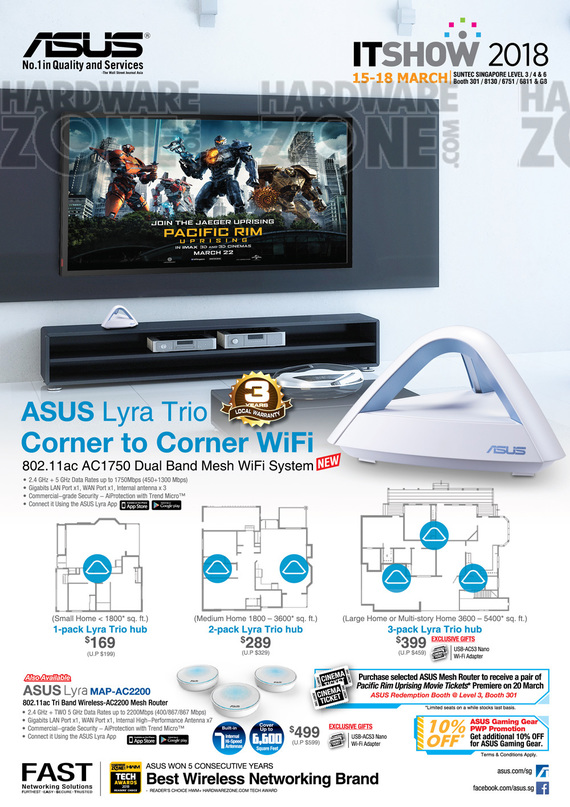 ASUS Networking - Pg 1