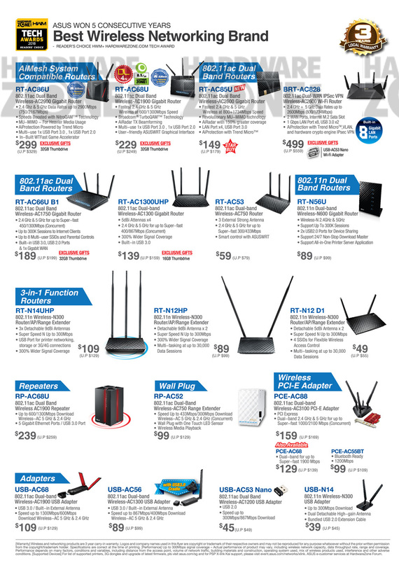 ASUS Networking - Pg 2