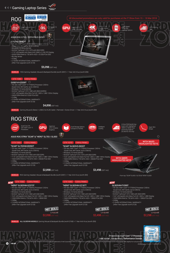 ASUS Product Guide - Pg 6