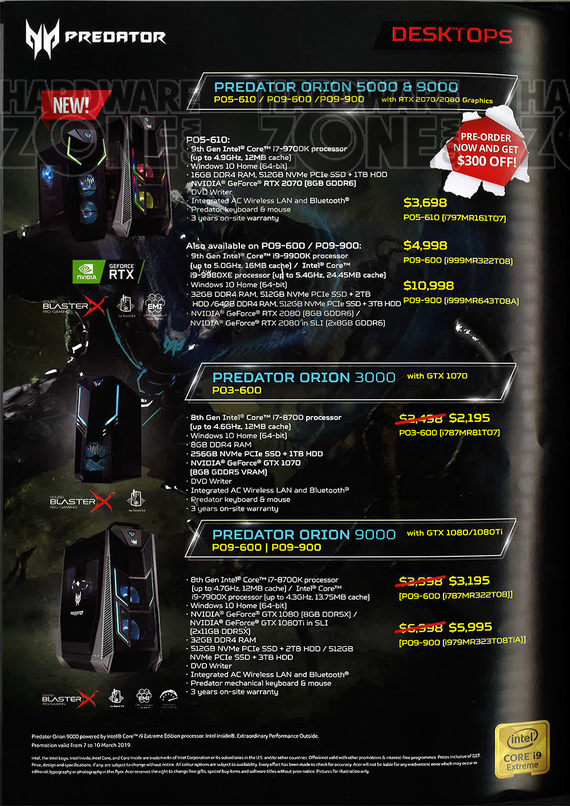 Acer gaming - page 3