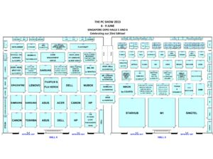 PC Show 2013 Floor Plan (Final)