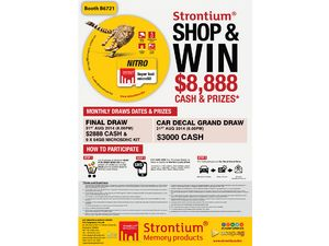 Strontium microSD Cards - Page 2