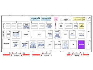 IT Show 2015 Floor Plan - Level 4