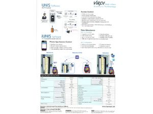 Virdi access control and time management - page 2
