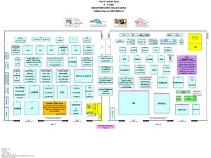 PC Show 2016 Floor Plan