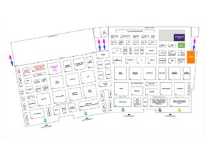 SITEX 2018 Floor Plan