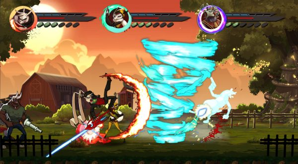 Review: Dusty Raging Fist needed more time in the oven