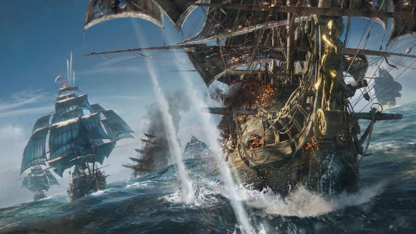 Skull & Bones is getting a TV show