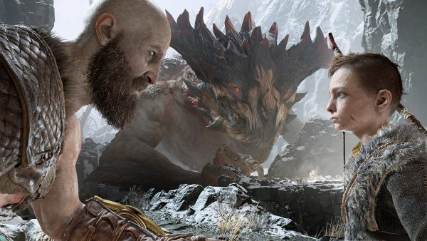 God of War director thanks his team, the fans, and his dad as game goes gold