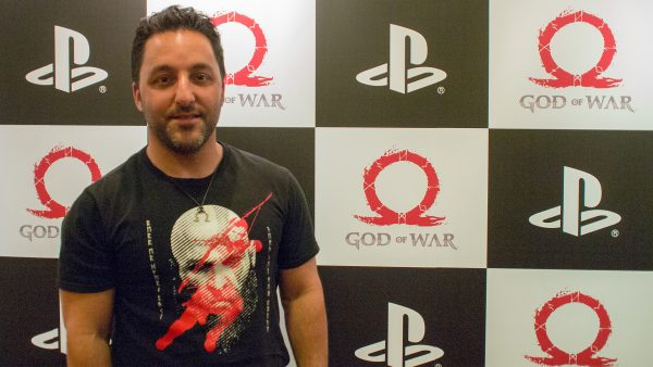 Interview: Santa Monica Studios' Aaron Kaufman on the new God of War