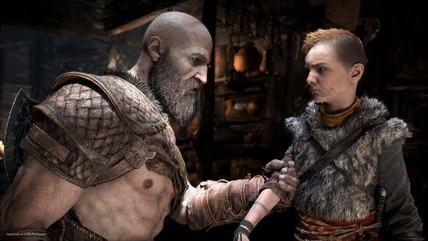 Preview: This is not the God of War you knew, and that's perfectly okay