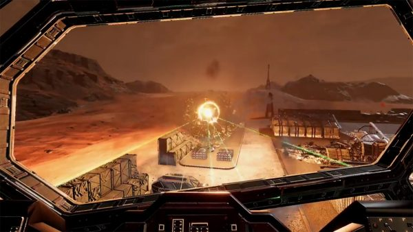MechWarrior 5: Mercenaries shows off biomes and destruction in a 3-min teaser