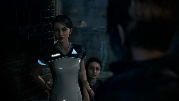 Detroit: Become Human is Quantic's most ambitious undertaking yet