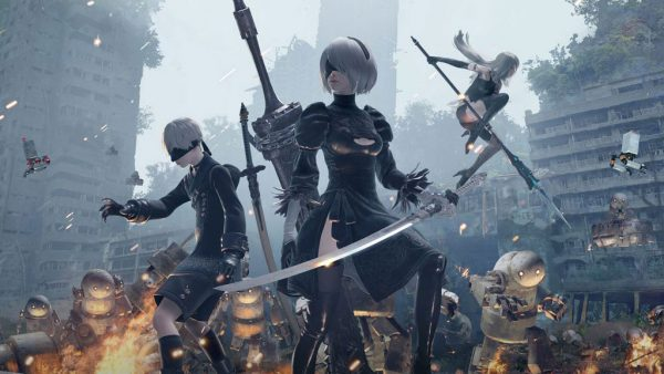 Nier: Automata is 50% off on Steam in celebration of the series' 8th anniversary
