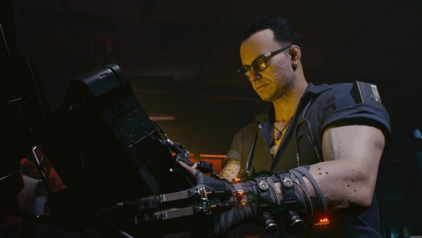 Cyberpunk 2077's E3 demo was running on an i7-8700K and GTX 1080Ti