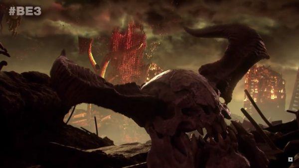 E3 2018: Doom Eternal teases hell on earth