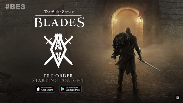 E3 2018: The Elder Scrolls goes mobile with Blades