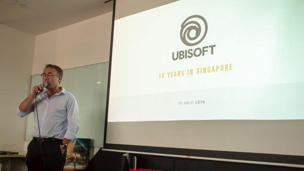 Ubisoft Singapore celebrates 10th anniversary, appoints new managing director