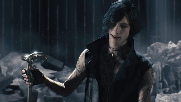 TGS 2018: Devil May Cry 5 stage event reveals information about V