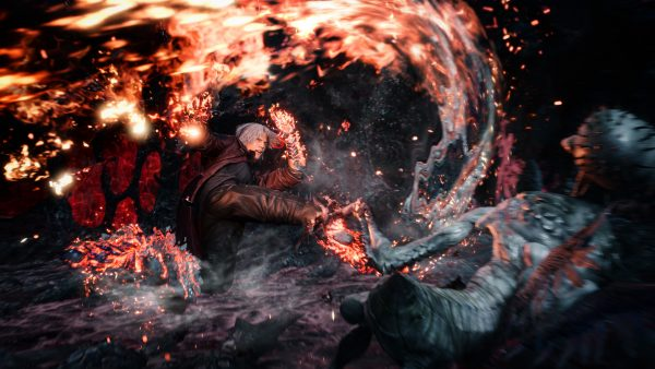 TGS 2018: Devil May Cry 5 new trailer, reveals third playable character