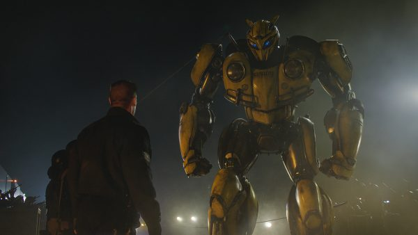 Transformers look so much better in the upcoming Bumblebee movie
