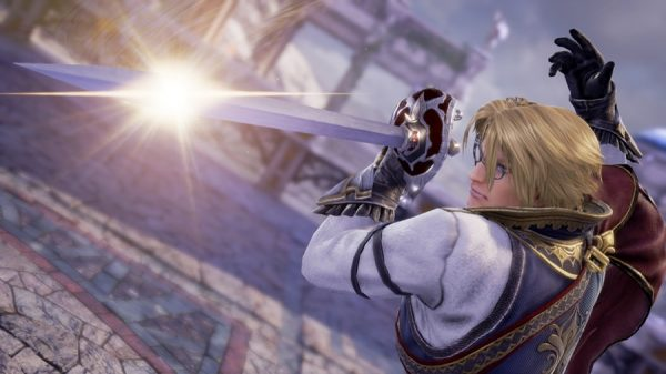 TGS 2018: Raphael Sorel joins the fray in Soulcalibur VI