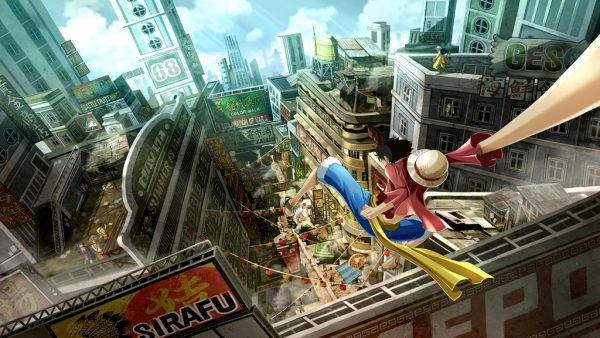 TGS 2018: New One Piece: World Seeker's trailer reveals its story and new characters
