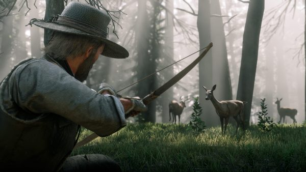 You'll share Red Dead Redemption 2's world with 200 animal species