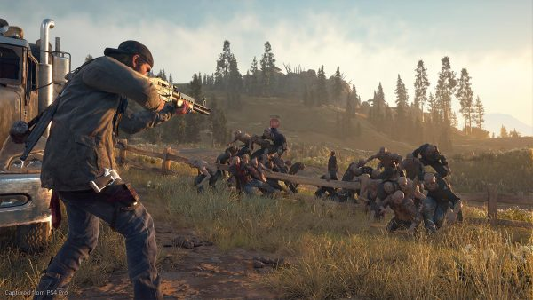 TGS 2018: Days Gone shows 15-minutes of stealth gameplay