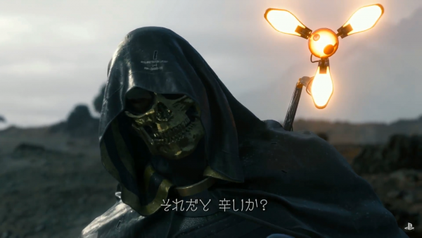 TGS 2018: Death Stranding, Tommie Earl Jenkins and Troy Baker character reveal