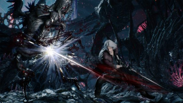 TGS 2018: Devil May Cry 5's over-the-top gameplay videos are a joy to watch