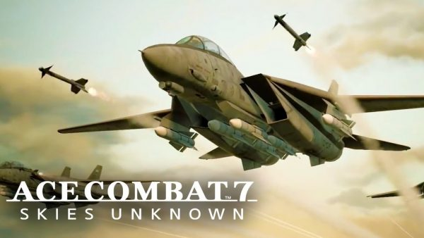 TGS 2018: Take to the skies with Ace Combat 7