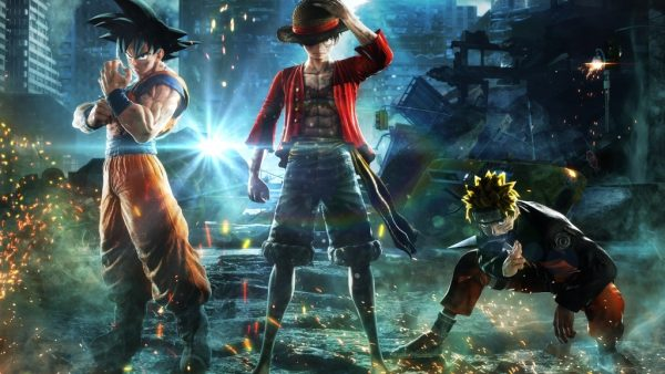 TGS 2018: All aboard the fanservice train for JUMP FORCE
