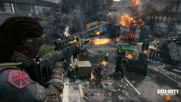 Review – Call of Duty: Black Ops 4 is solid but overly familiar