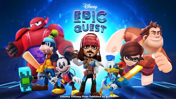 Hands-on with Disney Epic Quest, coming to iOS and Android in 2019