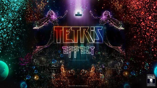 Trippy musical beast Tetris Effect heads to PSVR on 9 Nov