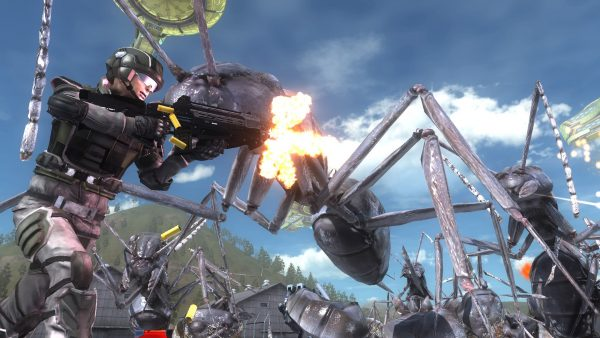 Review: Earth Defense Force 5 is B-grade gaming at its finest