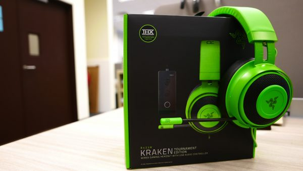 Review — The Razer Kraken: Tournament Edition is way more than meets the eye