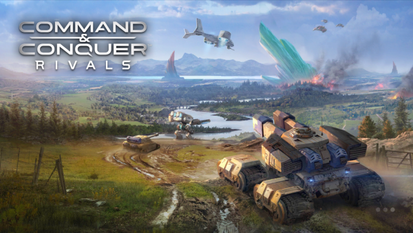 Review — Command & Conquer: Rivals, a Tiberium transaction