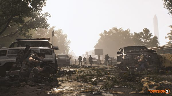 The Division 2 drops a series of updates for the story, Dark Zones, and a private beta