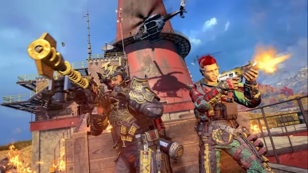 Call of Duty: Black Ops 4's Blackout mode is free for a week!