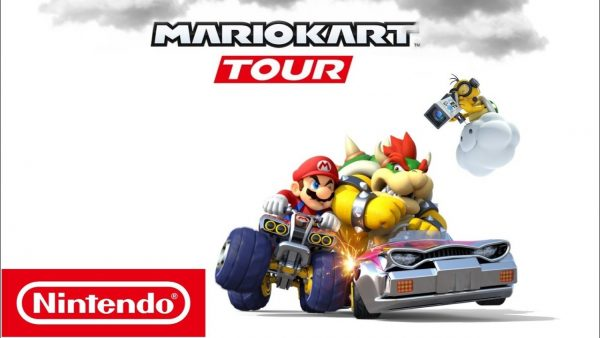 Mario Kart Tour heads straight to mobile in March 2019