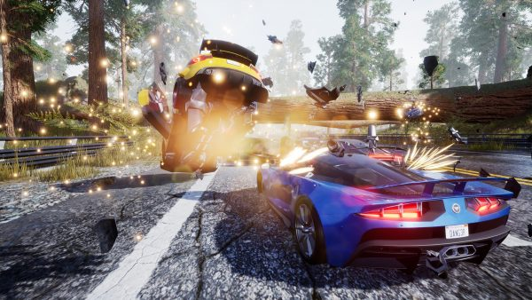 Dangerous Driving, spiritual successor to Burnout, launches in April